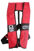 Inflatable Lifejacket, Omega (Brand : Lalizas)