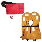 Inflatable Lifejacket, Delta, Code : 71201(Brand : Lalizas)
