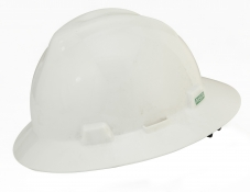 Safety Helmet, Full Brim Hat (Brand : MSA)