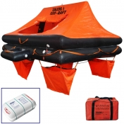 Liferaft, ISO Raft, Canister Type (Brand : Lalizas)
