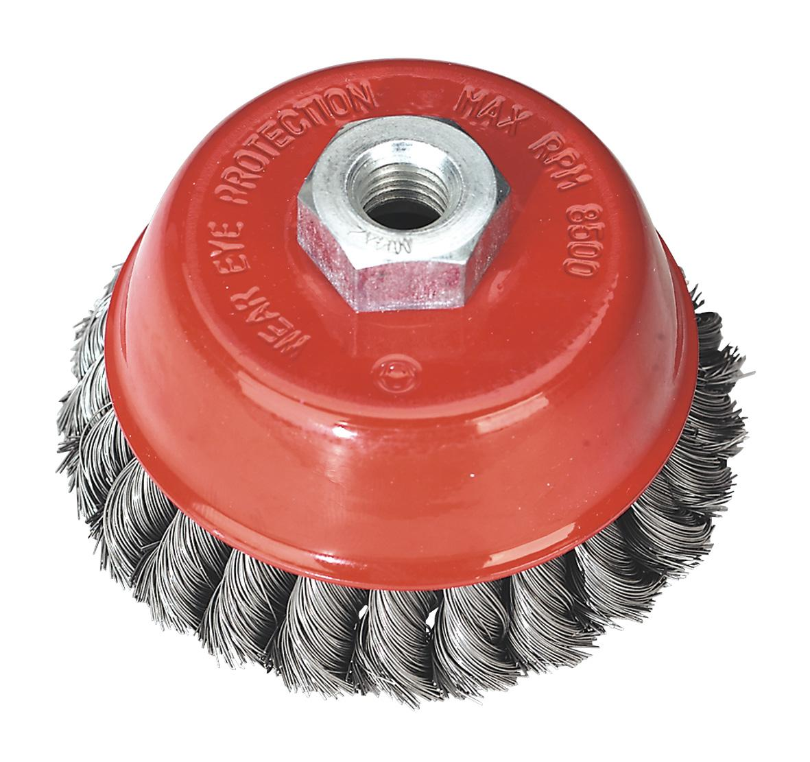 Fire Fighting Equipment In Malaysia Protection Wiring A Lamp Knot Wire Cup Brush Type