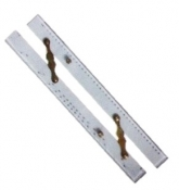 Parallel Ruler Plastic Plain