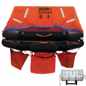 Liferaft and accessories