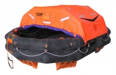 Tokugawa (China) Liferaft, SOLAS, Type A
