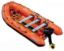 Rescue Boat and accessories